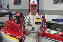 Mick Schumacher zeigt sein neues Auto