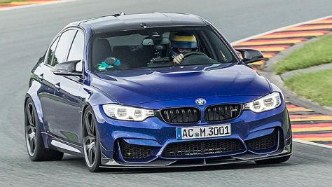 AC Schnitzer ACS3: Getunter BMW M3 im Test