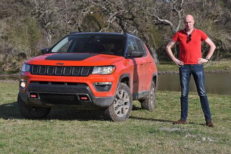 Jeep Compass (2017): Fahrbericht