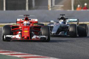 Mercedes fürchtet Ferrari!