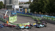 Formel E: Doppel-Rennen fix
