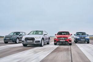 Audi hängt sie alle ab