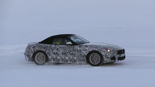 Neuer Roadster von BMW