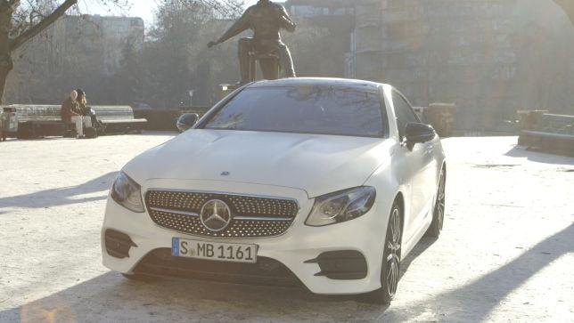 Mode, Models und Mercedes