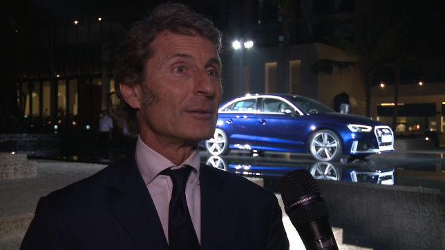 Fünf Fragen an den Audi Sport Chef