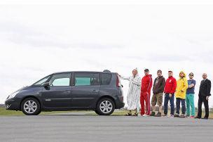 Renault Espace IV: Gebrauchtwagen-Test