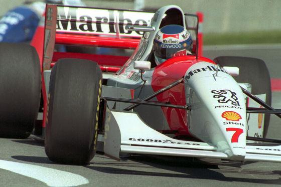 McLaren 1994