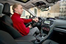 Subaru XV (2017): Vorstellung und Sitzprobe