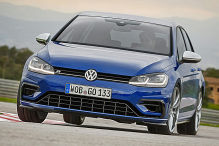VW Golf 7 R Facelift (2017): Fahrbericht