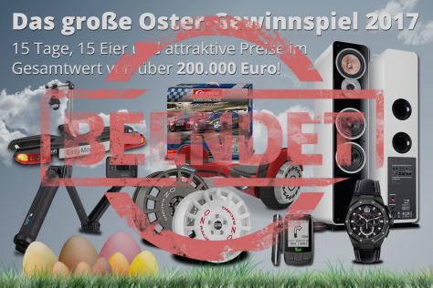 Oster-Gewinnspiel 2017
