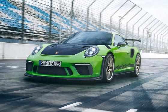 Das ist der stärkste 911er mit Saugmotor