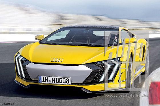 Audi Einstiegs-R8 (2019): Vorschau, Marktstart, Preis ...