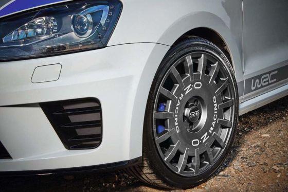 Gewinnen Sie einen Satz Leichtmetallfelgen OZ Rally Racing!