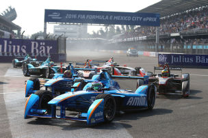 Formel E: Vorschau Mexiko ePrix