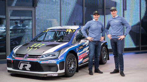 Rallycross WM: VW Polo R Supercar (2018)