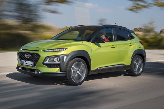 Hyundai Kona 2017 Test Preis Abmessungen Amp Alle Infos