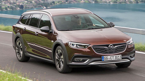 Opel Insignia Country Tourer: Update