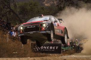 Rallye Mexiko: Kris Meeke
