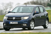 Dacia Sandero Diesel: Test