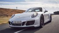 Porsche 911 GTS: Test