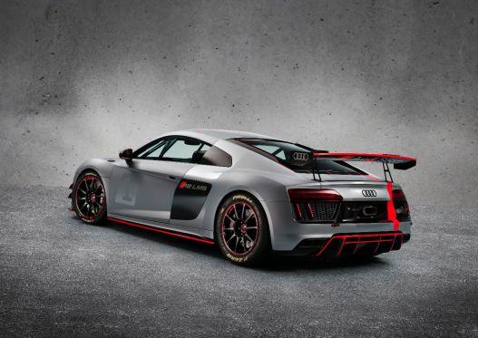 Audi präsentiert neuen R8 LMS GT4