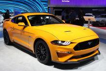 Fords aufgefrischtes Ponycar