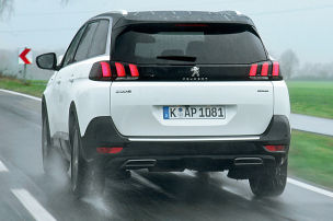Peugeot 5008: Test