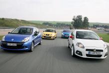 Kleine Sportler: Gebrauchtwagen-Test