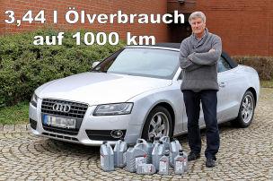 Audis Versuchskaninchen
