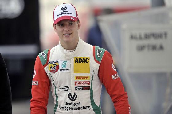 "Domenicali: ""F3 perfekt für Mick Schumacher"""