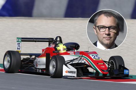 Nachwuchs: Formel 2 und Formel 3 starten