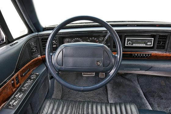 Buick Park Avenue 1991