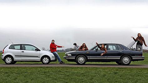 VW Polo/Buick Park Avenue: Gebrauchtwagentest