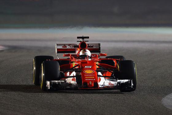 Motorsport Formel 1 Qualifikation Bahrain: Nicht Hamilton, nicht Vettel