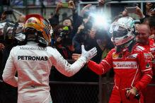 Hamilton kündigte Vettel Sieg an