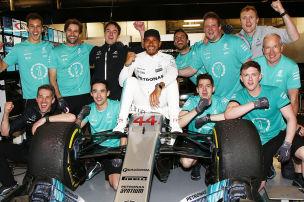Hamilton jagt Senna-Rekord