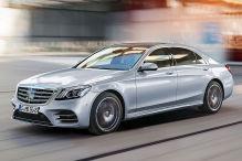 Facelift für die Luxus-Limousine