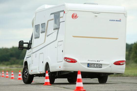Eura Mobil Profila RS 725 QB