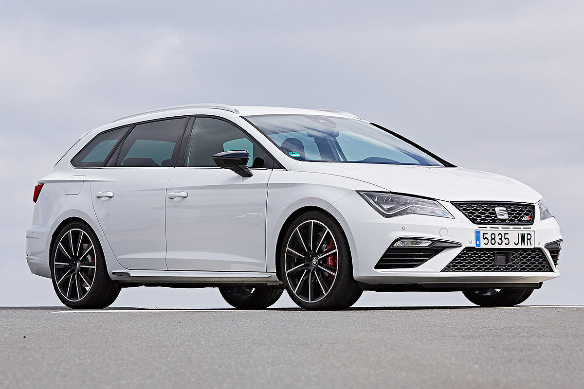 seat leon st cupra im test bilder. Black Bedroom Furniture Sets. Home Design Ideas