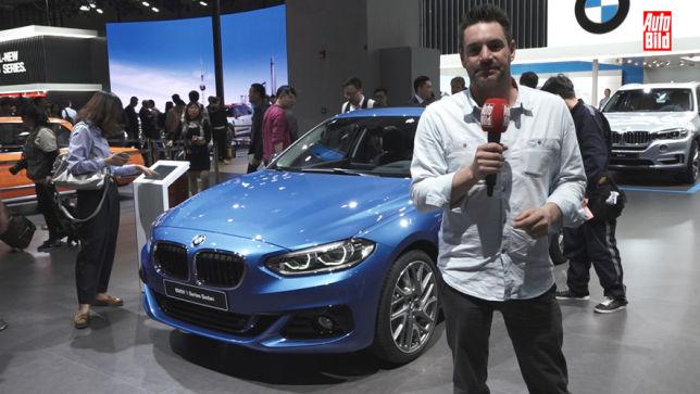 BMW 1er mal anders