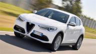 Alfa Romeo Stelvio: Test