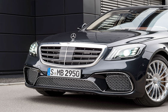 Mercedes Amg S 63 S 65 W222 2017 Facelift Motor Ps