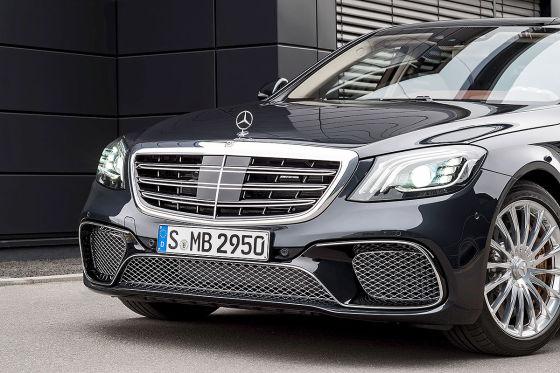 S63 2018 >> Mercedes-AMG S 63/S 65 W222 (2017): Facelift, Motor, PS, Preis - autobild.de