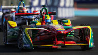 Formel E: Zoff zwischen Titelrivalen