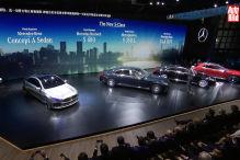 Die Zukunft von Mercedes