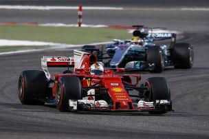 Formel 1: Vettel mit WM-Chance
