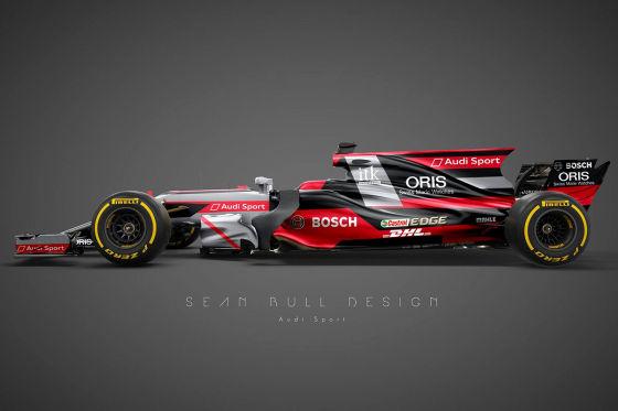 Formel 1 Audi Lambo Und Co Premiumhersteller Im F1 Look
