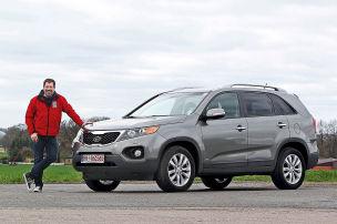 Kia Sorento II (Typ XM): Gebrauchtwagen-Test