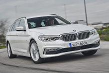 Alles zum BMW 5er Touring