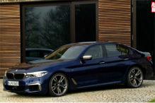 So performt der neue BMW550i